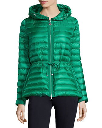 Raie Hooded Puffer Jacket