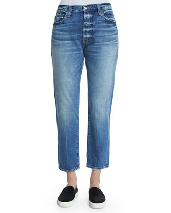 DENIM Le Original Cropped Jeans, Wetherly