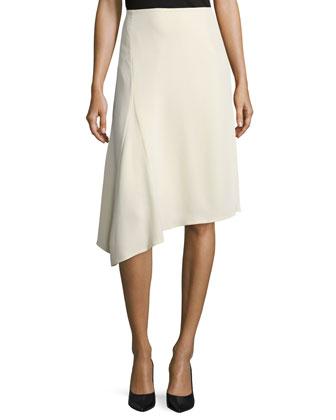 Chantee A-Line Skirt, Cornsilk