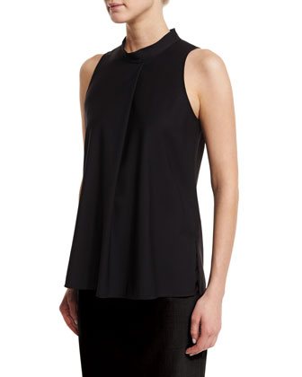 Talniza Continuous Top, Black