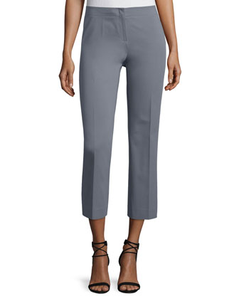 Downtown Cropped Pants