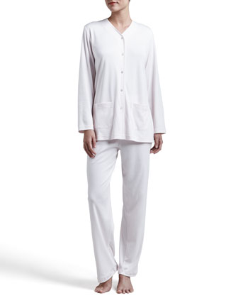 Butterknit Pajamas, Pink