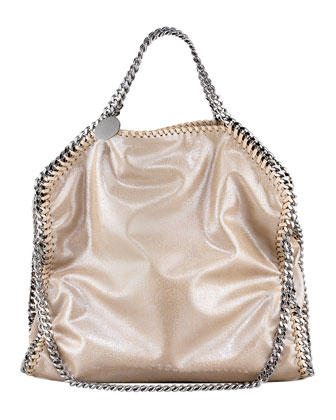 Falabella Fold-Over Tote, Small