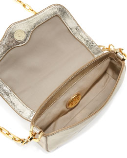 Tory Burch Vintage Metallic Bag, Mini