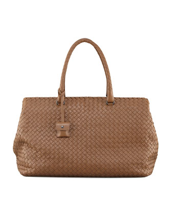 Brick Top-Handle Bag