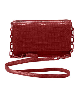 Nancy Gonzalez Crocodile Wallet on Chain