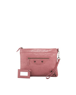 Balenciaga Classic Handle Bag, Rose Bruyere