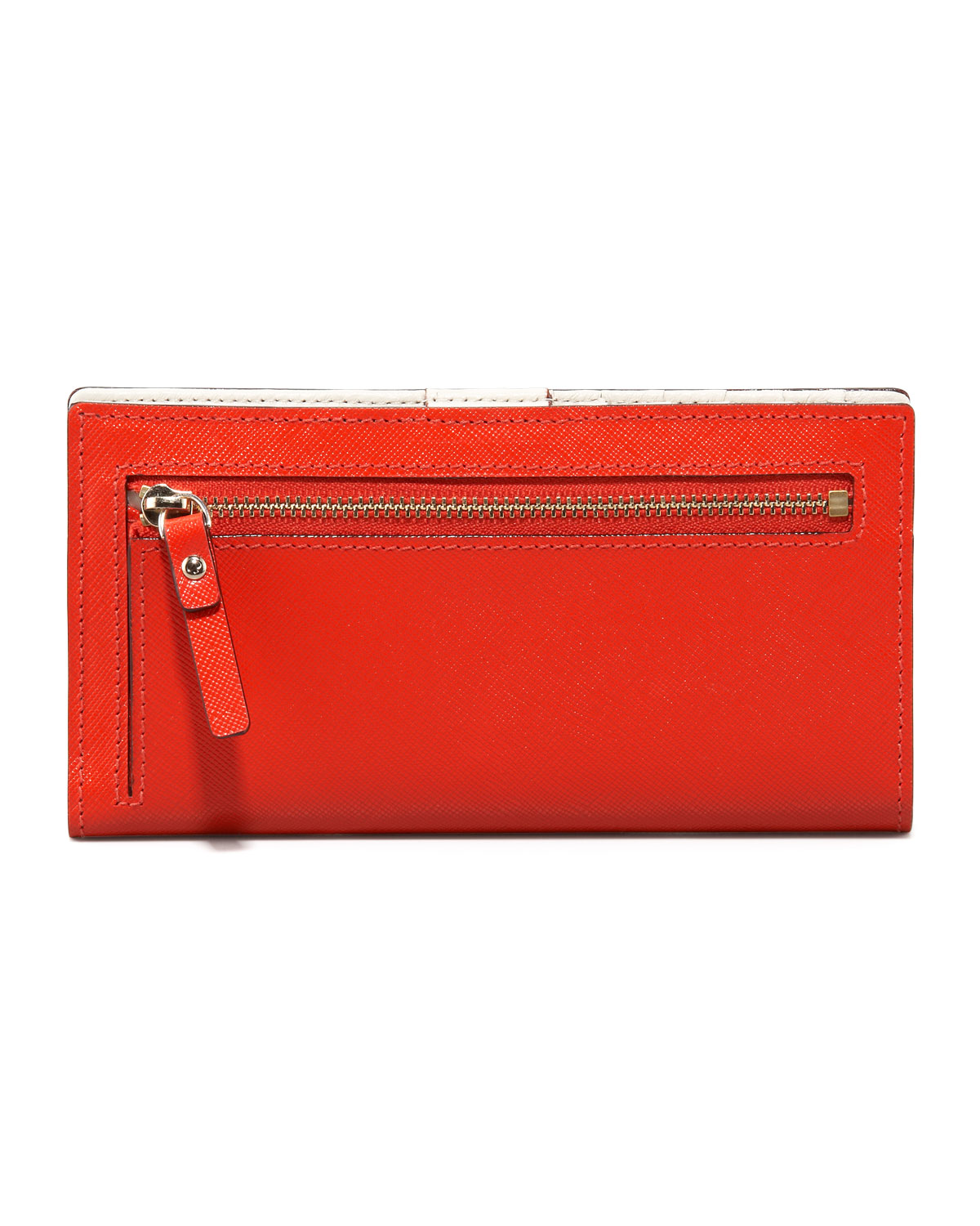 stacy mikas pond continental wallet   kate spade new york