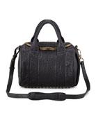 Rockie Crossbody Satchel Bag