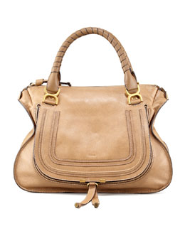 Chloe Marcie Shoulder Bag, Large