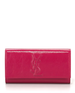 Yves Saint Laurent Belle De Jour Clutch Bag, Large