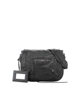 Classic Neo Folk Bag, Black