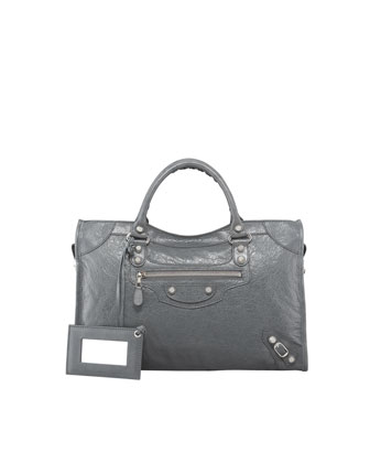 Giant 12 Nickel City Bag, Gris Tarmac