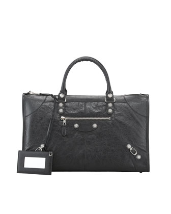 Giant 12 Nickel Work Bag, Black