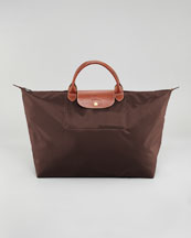 Le Pliage Monogram Large Travel Tote Bag