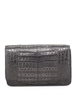 Nancy Gonzalez Crocodile Wallet on a Chain
