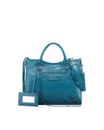 Classic Velo Bag, Lagon