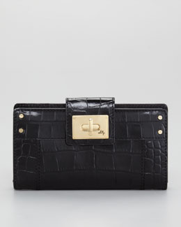 Milly Emerson Continental Wallet