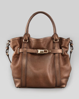 Burberry Medium Cinched Tote Bag