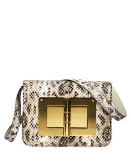 Tom Ford Medium Anaconda Natalia Bag