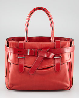 Reed Krakoff Boxer Tote Bag, Red