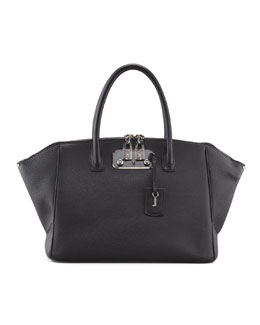 VBH Brera Leather Satchel Bag