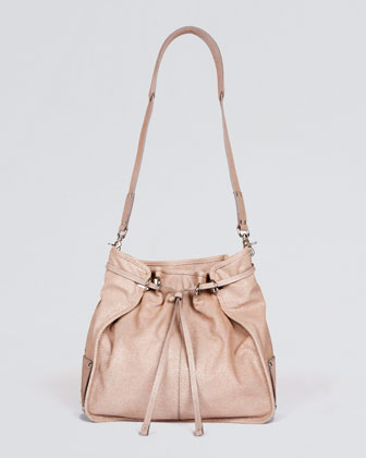 Brooke Shoulder Bag, Mushroom