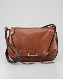 Kooba Leroy Shoulder Bag, Luggage