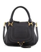 Marcie Medium Shoulder Bag, Black
