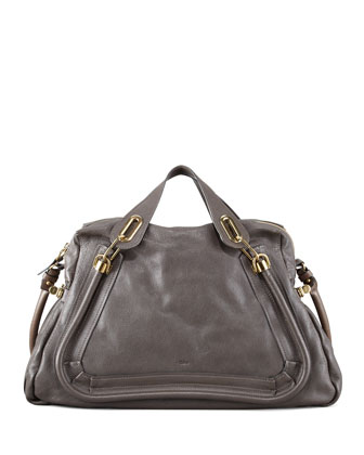 Paraty Large Shoulder Bag, Rock