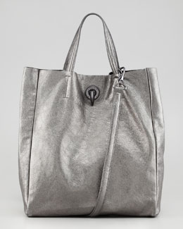 Rachel Zoe Eve Day Tote Bag, Pewter