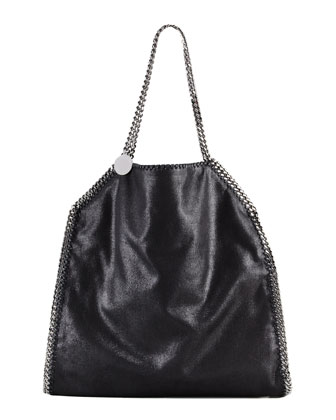 Falabella Tote Bag, Black