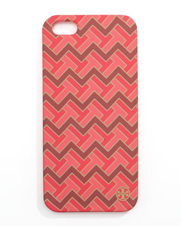 Tory Burch Zigzag iPhone 5 Case