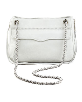 Swing Shoulder Bag, White