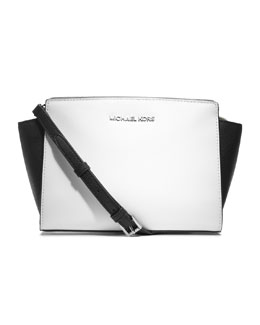 MICHAEL Michael Kors  Medium Selma Messenger