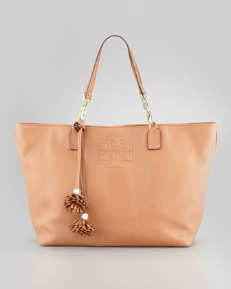 Thea Large Tote Bag, Nutmeg