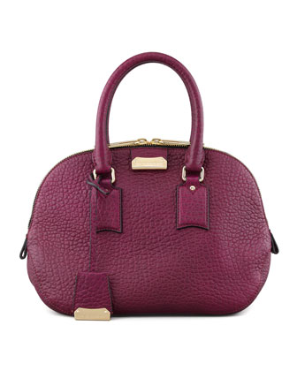 Small Heritage Tote Bag, Maroon