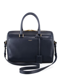 Saint Laurent Small Duffel Saint Laurent Bag, Dark Blue