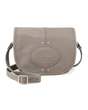 Quadri Crossbody Bag, Gray