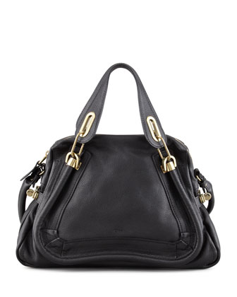 Paraty Shopper Bag, Black