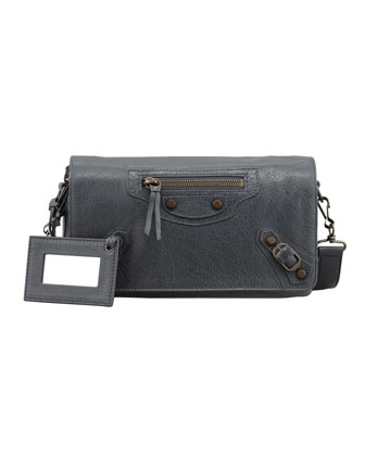 Classic Tool Kit Crossbody Bag, Gray