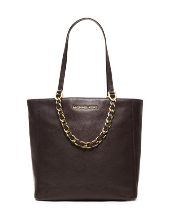 Medium Harper Pebbled Tote