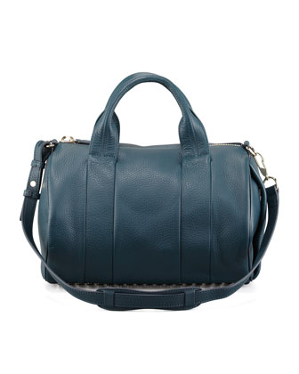 Rocco Stud-Bottom Duffel Bag