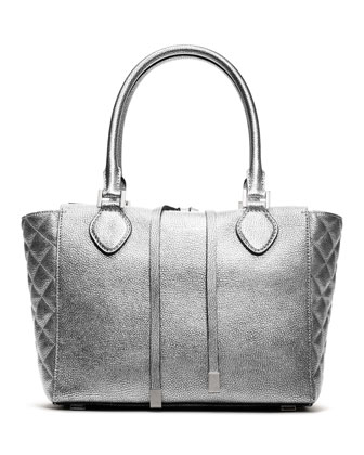 Miranda Quilted-Side Tote
