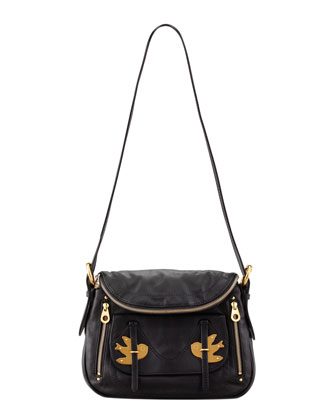 Petal to the Metal Natasha Shoulder Bag