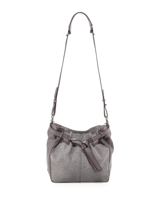 Bailey Leather Shoulder Bag