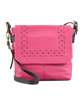 Bobbi Crossbody Bag, Fuchsia