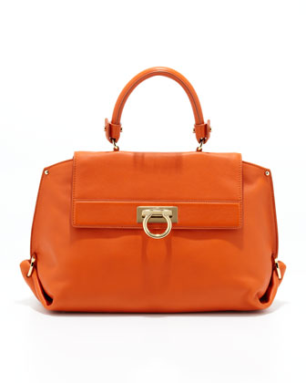 Sofia Satchel Bag, Calendula