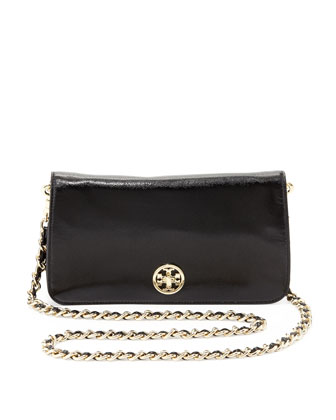 Adalyn Crossbody Clutch Bag, Black
