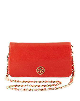 Adalyn Clutch Bag, Coral